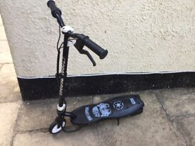 Star Wars electric scooter. Can be seen working. Collection cullompton £40
