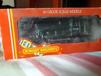 Hornby R.875 BR 0 0.4.0 Diesel Class 06 Green. Great Condition