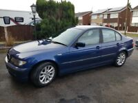 BMW 320 d, low milagage, full service history,