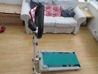 LifeGear Manual Treadmill