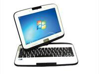 "NEW 10"" Touchscreen 2-in-1 Rotating LAPTOP - 64GB SSD - 2GB Ram - Windows 7 - WARRANTY"