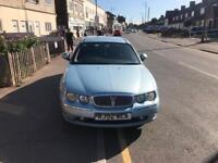 2003 rover 75 1.8 petrol 5 months mot and very very good condition any test