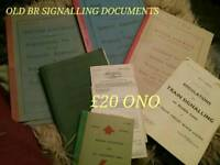 BR Signalling Documents