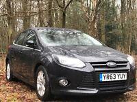 Ford Focus 1.0 SCTi EcoBoost Titanium Navigator 5dr 2013 31,576 miles Petrol AA inspection report