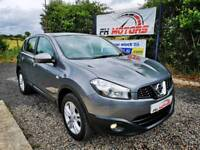 Stunning 2012 NISSAN QASHQAI 1.5 DCI DIESEL - ONLY 64K MILES - FINANCE £40 PW