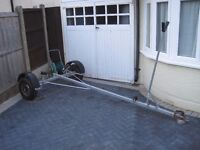 Dinghy/Small Boat Road Trailer