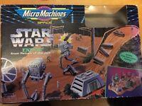 Star Wars Micro Machines - Endor Playset