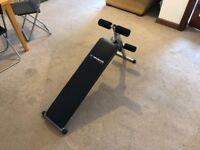Confidence Fitness Pro Adjustable Sit Up / AB Bench V2