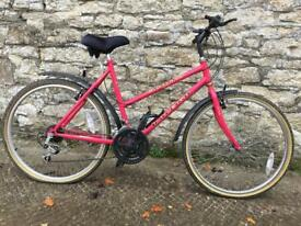 SERVICED ADULTS RALEIGH BIKE - FREE DELIVERY TO OXFORD