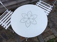 New bistro garden furniture set for sale