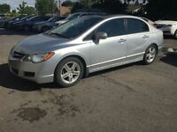 2008 Acura CSX Premium * Cuir & Toit-Ouvrant * Leather & Roof *