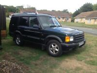 Land Rover discovery 2TD5