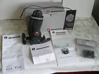 Manfrotto light duty grip photographic ball head for tripod 324RC2