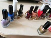 Nail polishes for sale