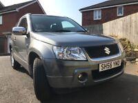 2006 Suzuki Grand Vitara VVT 1.6 petrol 4x4 56 plate (Nov 06) Grey petrol 4 wheel drive