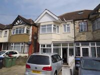 A one bed ground floor garden flat in Bowrons Ave HA0, close to high road and recreation ground