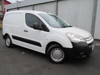 Citroen Berlingo 1.6 HDi 625Kg X 75ps (white) 2012