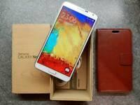 Samsung Galaxy Note 3 White 32gb Unlocked Very Good Condition