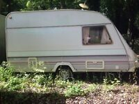 4 BERTH TOURING CARAVAN SMALL BUT MIGHTY