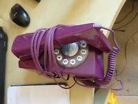 Lovely Retro Trim Phone,