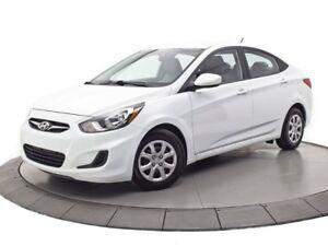 2014 Hyundai Accent GL A/C SIEGES CHAUFFANTS
