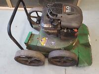 BILLY GOAT Leaf Vacuum GARDEN Lawn leaf litter debris driveway BRIGGS & STRATTON Quantum 5.0