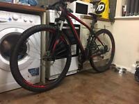 2016 model specialized rockhopper sport bike with fluid disc brakes for sale £230 ono