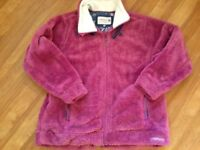 Tayberry fluffy fleece jumper top - size XXL excellent condition