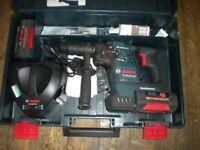 Bosch 36v SDS Hammer Drill Set