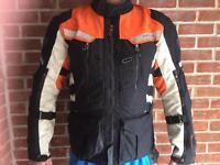 REV'IT motorcycle jacket