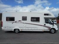NO VAT!! Fiat Ducato Swift kon-tiki motorhome in superb condition with and loads of history