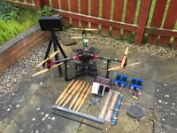 Custom made 900 class drone 'GEKO' for sale (ONO)