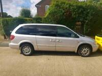 Chrysler Grand Voyager (Spares or Repairs)