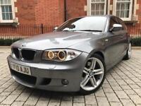 BMW 1 Series 2.0 123d M Sport 5dr **RARE MODEL** HUGE SPEC** RARE CAR** PW WELCOME 118d 120d