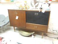 Retro Vintage 60s Sideboard Cabinet
