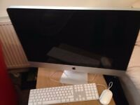 Huge 27-inch, Intel Core 2 duo 3.06GHz , 4-GB RAM and 1TB HDD