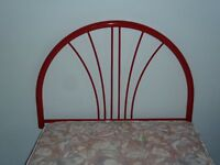 Metal Single Bed Headrest