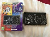 New 3DS XL Pokemon Sun and Moon Ltd Edition