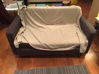 Free IKEA Two Person Sofa Bed - Stained Cover