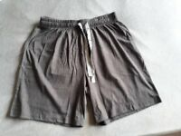 Mens pyjamas medium shorts