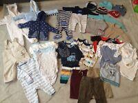 3-6 month baby bundles