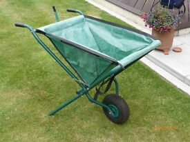 Wheelbarrow Garden Folding.
