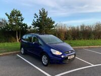 FORD S MAX 1.6 TDCI 7 SEATER SERVICE HISTORY NEW MOT