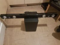 JVC sound bar for sale in brilliant condition only a few months old!