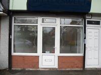 Chorlton Retail shop to let