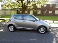 2015 SUZUKI SWIFT 1.2 SZ3 5DR £20 YEAR ROAD TAX