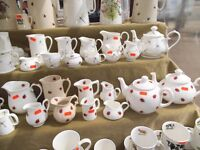 SMALL START UP BUSINESS FOR SALE. BONE CHINA