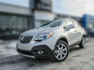 2016 Buick Encore AWD Leather  - Certified - $195.49 B/W