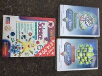 Science, Biology and Chemistry learning disks
