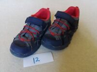 Boys shoes from M&S size 12